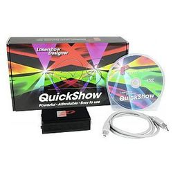 quickshow 2.0 fb3/qs oprogramowanie ilda od producenta Pangolin
