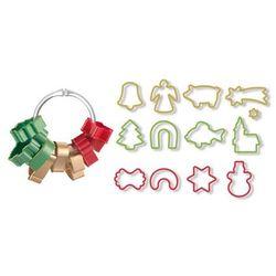 Tescoma foremki do wykrawania bożonarodzeniowe delicia 13 szt.