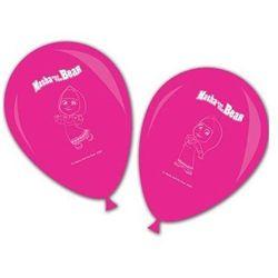 Balony urodzinowe Masza i Niedźwiedź - 28 cm - 8 szt (5201184865675)