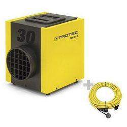 Nagrzewnica elektryczna TEH 30 T + Przedłużacz Profi 20 m / 230 V / 2,5 mm² (4052138028117)
