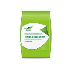 Mąka kokosowa 1kg bio -  wyprodukowany przez Bio planet