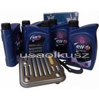 Filtr oraz olej ELF G3 automatycznej skrzyni 4SPD Chrysler 200