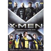 X-Men: Przeszłość Która nadejdzie/ X-Men: Pierwsza Klasa (DVD) - Vaughn Matthew (5903570156267)