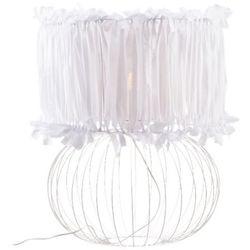 Lampa nocna ball art deco 2523 - biały marki Namat