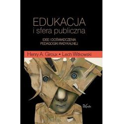 Edukacja i sfera publiczna