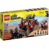 Lego LONE RANGER Ucieczka dyliżansu 79108