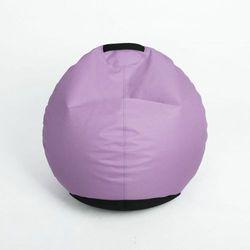 Puf Mignon liliowy, kolor fioletowy