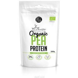 Pea Protein - izolat białek z grochu Bio 200g Diet-Food