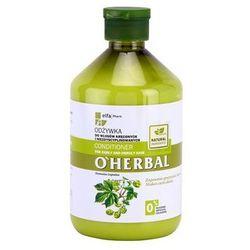 O'herbal O'herbal humulus lupulus odżywka do włosów nieposłusznych i puszących się