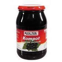 Kompot z czarnej porzeczki 900 ml Rolnik (5900919002766)