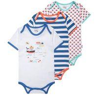 Gelati Kidswear THE 7 SEAS 3 PACK Body multicolor