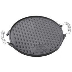 Outdoorchef żeliwna płyta grillowa, rozm. S (33 cm) (7611984010874)