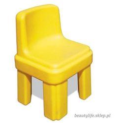 Chicco Żółte krzesełko do dziecięcego pokoju