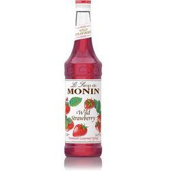 Syrop Monin Poziomkowy- Wild Strawberry 700ml, kup u jednego z partnerów