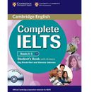 Complete IELTS Bands 4-5 Student's Book (podręcznik) with Answers and CD-ROM (200 str.)