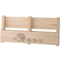 Drewniana półka - marki Bloomingville