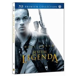 Jestem legendą (bd) premium collection (7321996176351)