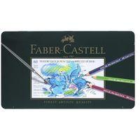 Kredki akwarelowe 60kol A. Durer Faber Castell opakowanie metalowe, FC6801
