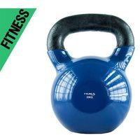 Kettlebell 20 kg kn pokryty winylem hms  fitness marki Kelton