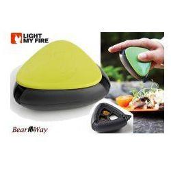Light my fire Salt and pepper plus - turystyczny pojemnik na przyprawy - kolor limonka