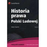 Historia prawa Polski Ludowej (9788378067085)