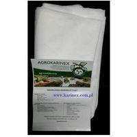 Agrokarinex Agrowłóknina wiosenna pp 17 g/m2 biała 1,6 x 10 mb.