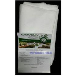 Agrowłóknina wiosenna PP 17 g/m2 biała 1,6 x 10 mb.
