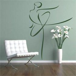 Deco-strefa – dekoracje w dobrym stylu Lady 42 szablon malarski
