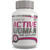 Biotech usa  active woman - (60 tab)