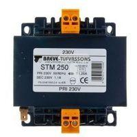 Breve Transformator 1-fazowy stm 250va 230/230v 16252-9912  (5907812714246)