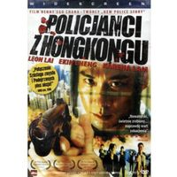 Film DVD Policjanci z Hongkongu