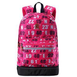 Plecak dziecięcy REIMA Limitys różowy wzór 12l (rozmiar M) (6416134527575)