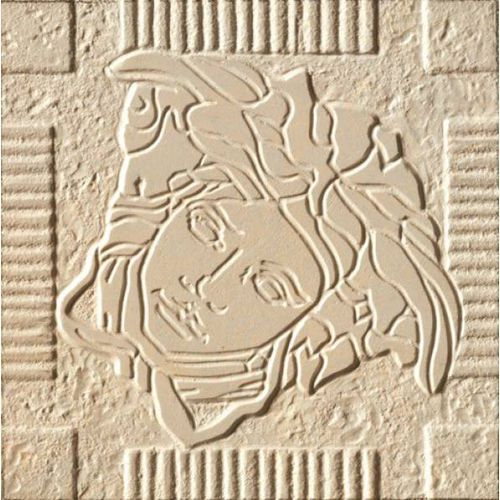 PALACE STONE Angoli Rivestimenti Medusa Almond 9,8x9,8 (P-21) - produkt z kategorii- glazura i terakota