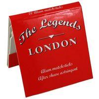 ałun na skaleczenia po goleniu - zapałki 20szt, marki The legends london