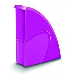 Pojemnik na dokumenty CEPPro Gloss, polistyren, różowy (3462156740310)