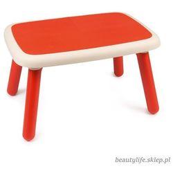 Stolik dla dzieci Smoby w kolorze czerwonym (2132168804003)