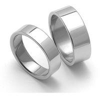 Obrączki ślubne z stali nierdzewnej ZERO Collection rz06000+rz08000 ()