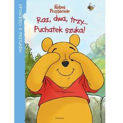Kubuś i przyjaciele Raz dwa trzy Puchatek szuka - Praca zbiorowa, pozycja wydana w roku: 2012