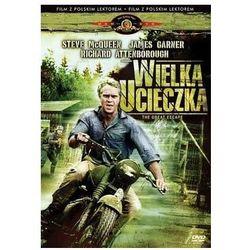 Wielka ucieczka (DVD) - John Sturges z kategorii Filmy wojenne
