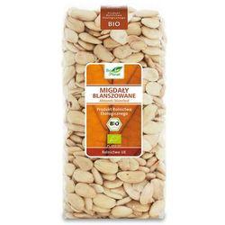 : migdały blanszowane bio - 1 kg, marki Bio planet