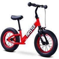 rowerek biegowy twister fioletowy wyprodukowany przez Toyz