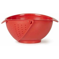 Durszlak-miska Umbra Rinse red, 330685-505-M-X