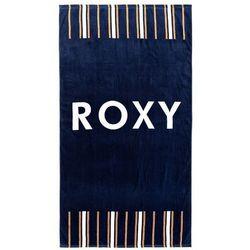Roxy Ręcznik - hazy mix medieval blue macy stripe swim (bte3) rozmiar: os