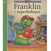 Franklin i superbohater, oprawa miękka