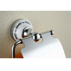 Blue water Uchwyt na papier toaletowy z klapką nik-57062