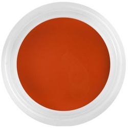 Kryolan  hd cream liner (fruity orange) kremowy eye liner - fruity orange (19321)