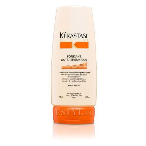 Kerastase Nutri Thermique - Odżywka termiczna do włosów suchych 200ml (pielęgnacja włosów)