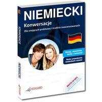 Niemiecki. Konwersacje Dla znających podstawy i średnio zaawansowanych (144 str.)