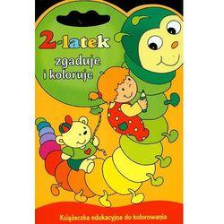 2 latek zgaduje i koloruje, rok wydania (2008)