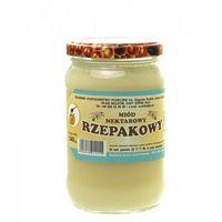 Miód rzepakowy nektarowy 540g Rodzinna Pasieka Sudnik